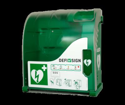 AED wandkasten plaatsen in mijn bedrijf
