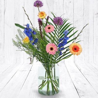Wilt u snel bloemen bezorgen laten?